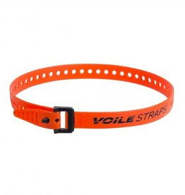 "Voile Voile - 25"" Strap Orange Nylon Buckle"