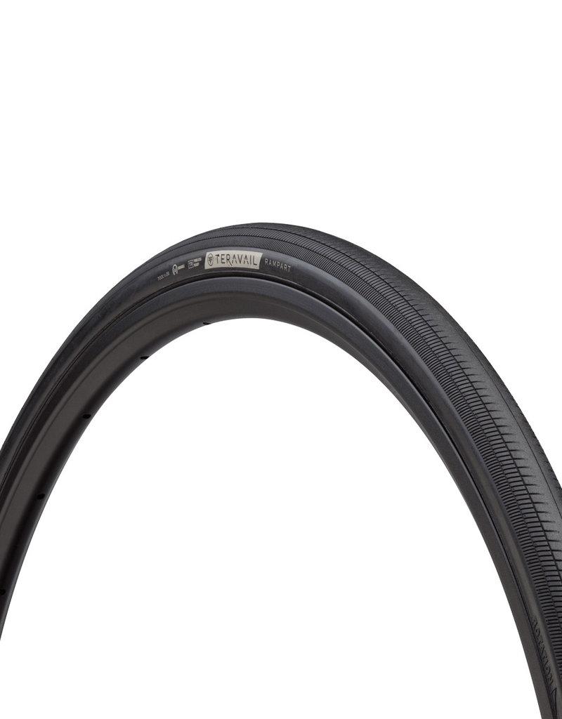 Teravail - Rampant Light & Supple Tyre - 28c x 700 - Black
