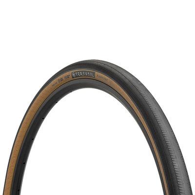 Teravail - Rampart Light & Supple Tyre - 42c x 700 - Tan Wall