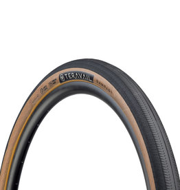 Teravail - Rampant Light & Supple Tyre - 47c x 650b - Tan Wall
