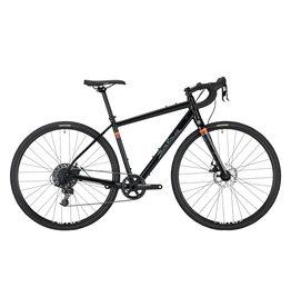 Salsa - Journeyman Apex 55.5 BLK 700C - Black