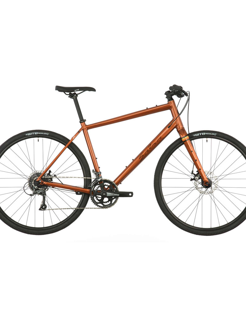 Salsa - Journeyman Flatbar / Claris / Large / 700c - Copper