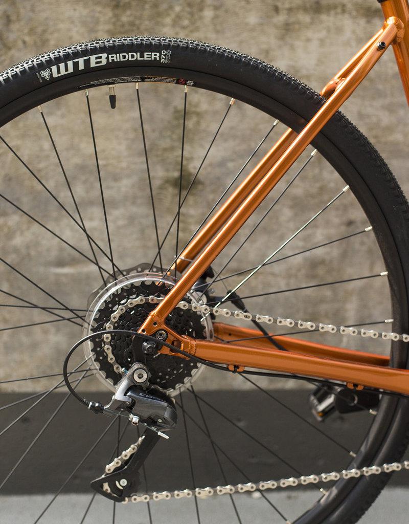 Salsa - Journeyman Flatbar Claris 700c - Copper