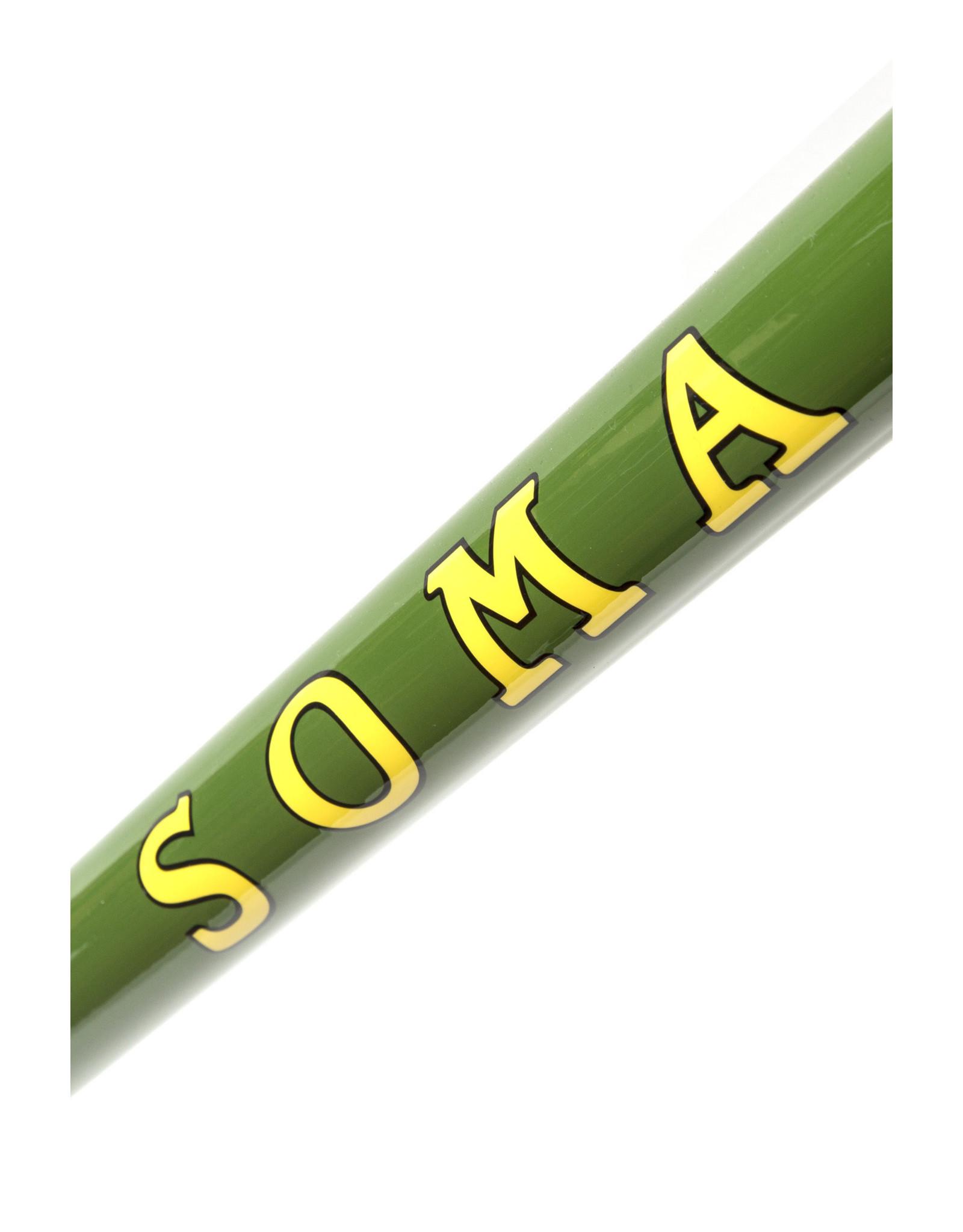 Soma Fabrications - Wolverine v4 - Moss Green