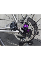 Seabass Cycles Ted James Design - Titanium Custom Frame - Custom Build