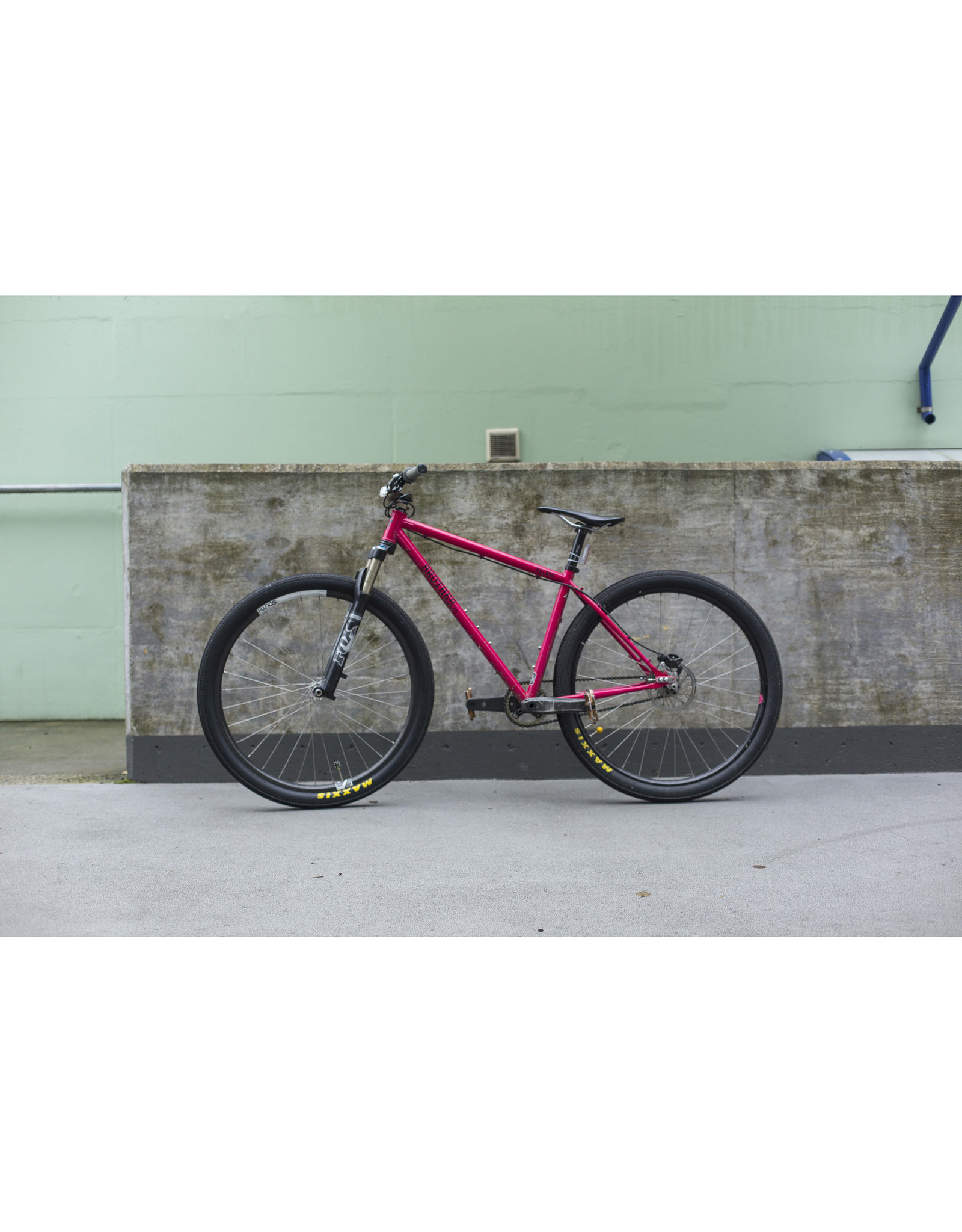 Seabass Cycles Brother Cycles - Big Bro - Custom Build