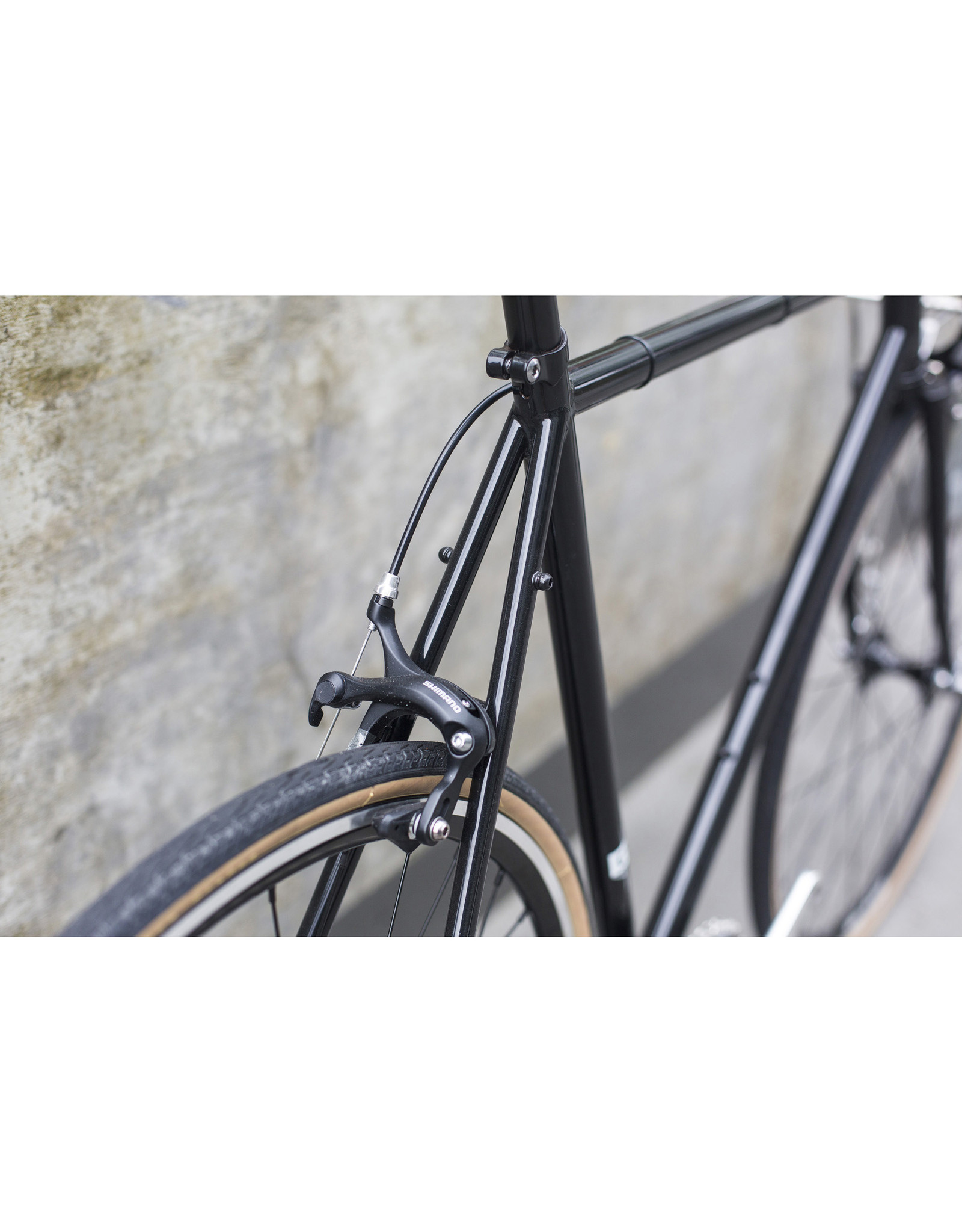 Seabass Cycles Brother Cycles - Allday - Black - Custom Build