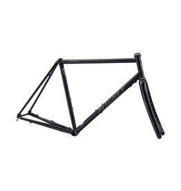 Ritchey - Road Logic Disc Frameset - Black & Grey