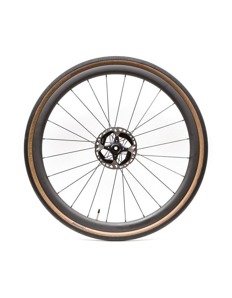Seabass Cycles Seabass Cycles - Custom Hi-Spec All-Road 700c Wheelset: Hope RS4 / Sapim CX-Ray / Venn 35mm Carbon Rims