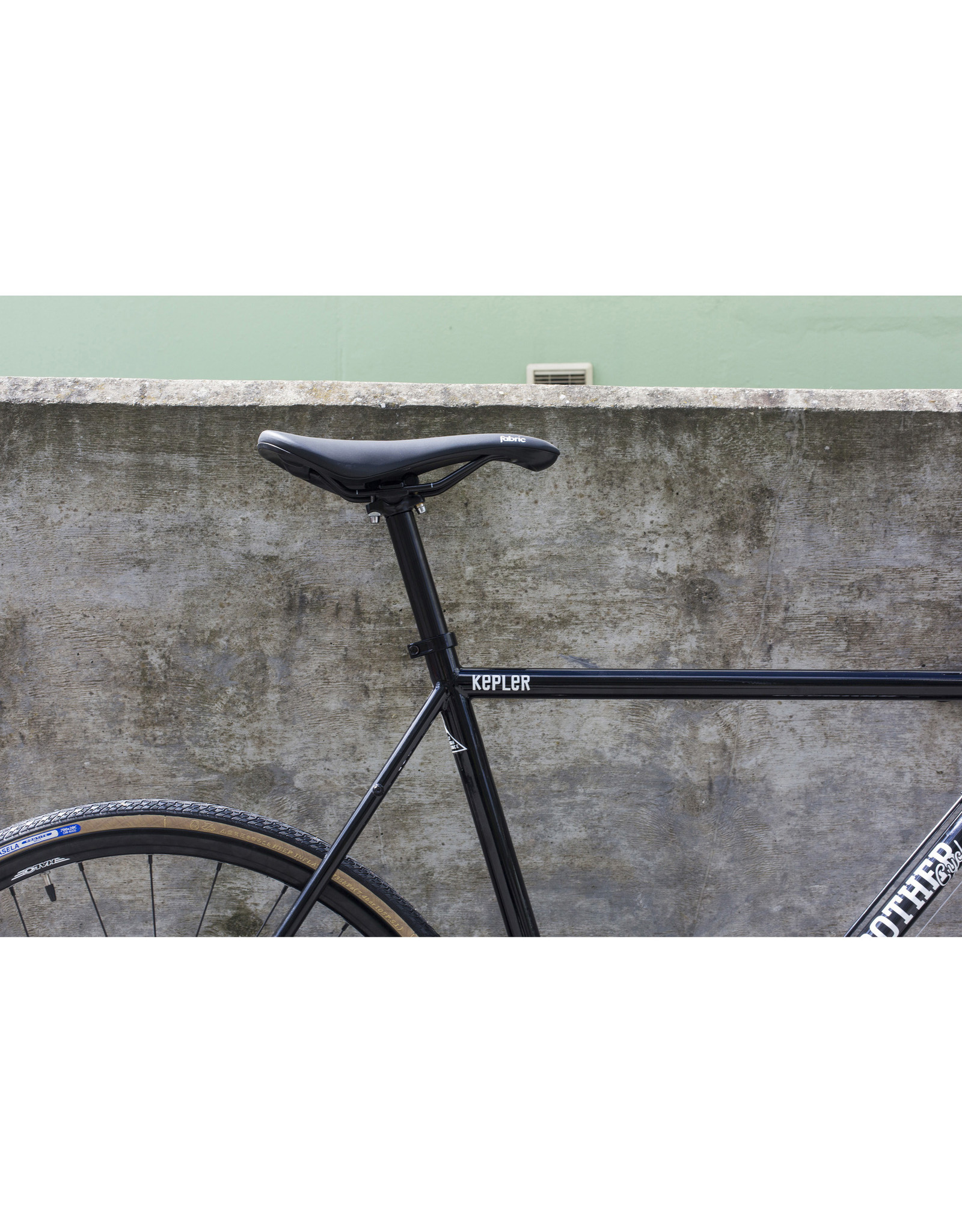 Seabass Cycles Brother Cycles Kepler Disc - Black - Custom Build