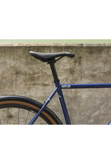 Seabass Cycles Brother Cycles Kepler Disc - Midnight Blue - Custom Build