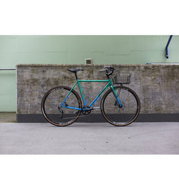Seabass Cycles Brother Cycles - Kepler Disc Blue / Green Aqua Fade - Custom Build