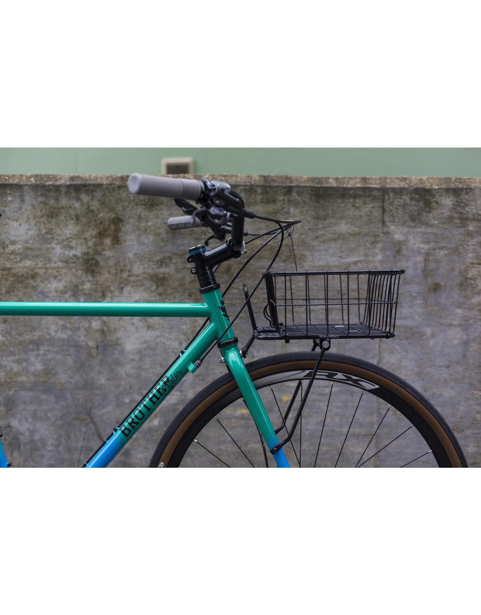 Seabass Cycles Brother Cycles - Kepler Disc Blue / Green Aqua Fade - Custom Build