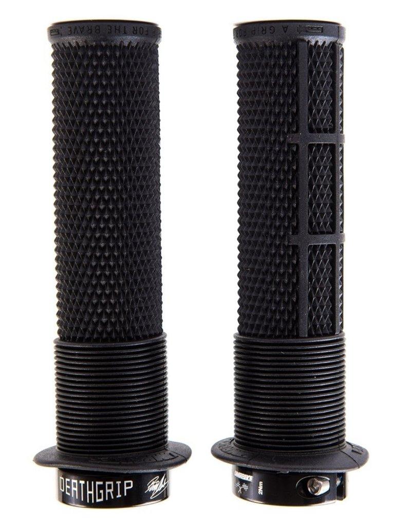 DMR - Brendog DeathGrip Flange - Race - Thin - Black