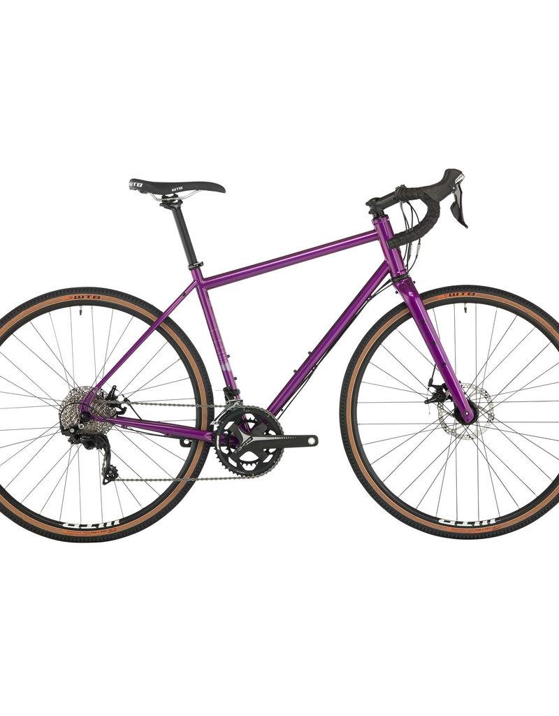 Salsa - Vaya 105 - Purple - 700C - 57cm