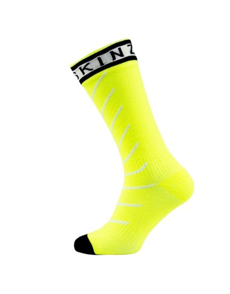 Sealskinz - Super Thin Pro Mid Socks - Yellow