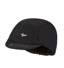 Sealskinz -  Waterproof All Weather Cycle Cap - Black