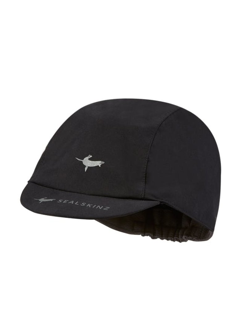 Sealskinz -  Waterproof All Weather Cycle Cap - Black