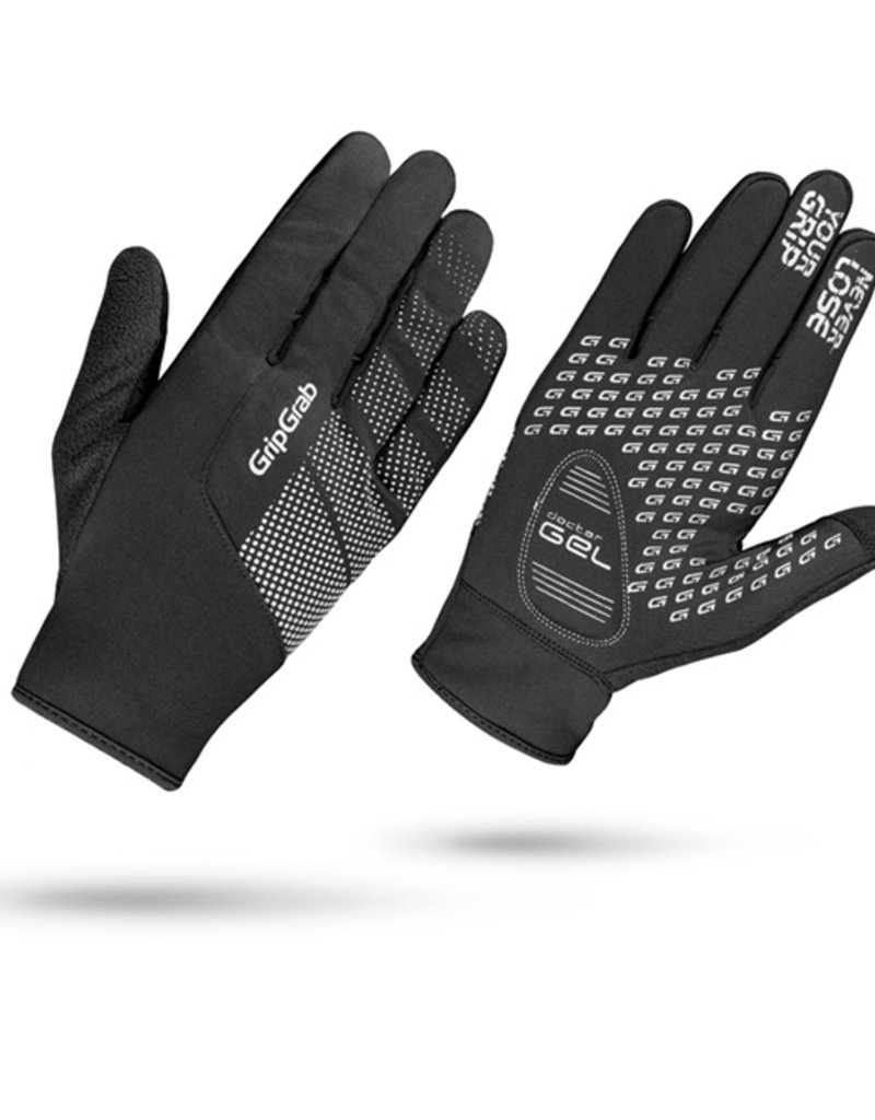 GripGrab GripGrab - Ride Windproof Winter Glove - Black