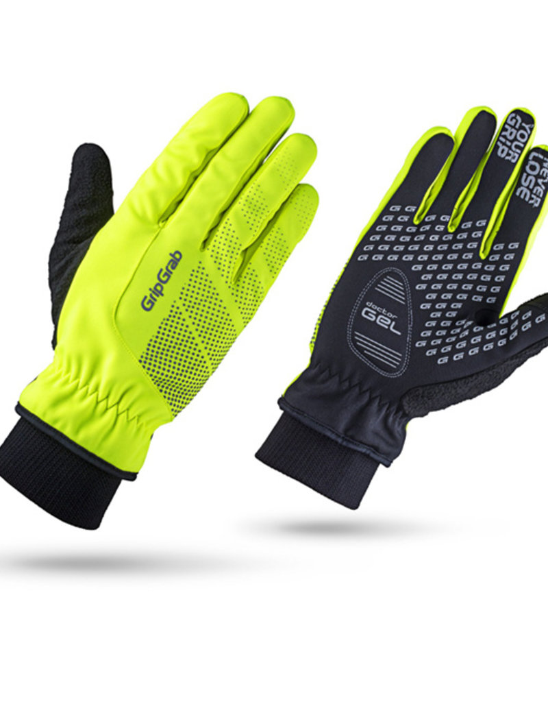 GripGrab GripGrab - Ride Hi-Viz Windproof Winter Glove
