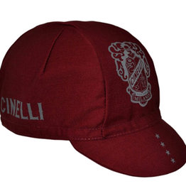 Cinelli - Crest Cap - Red