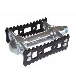 MKS - Sylvan Stream Pedals - Black / Silver