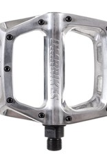 DMR - V8 Pedal V2 - Polished Silver
