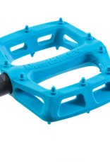 DMR - V6 Plastic Pedal - Cro-Mo Axle - Blue