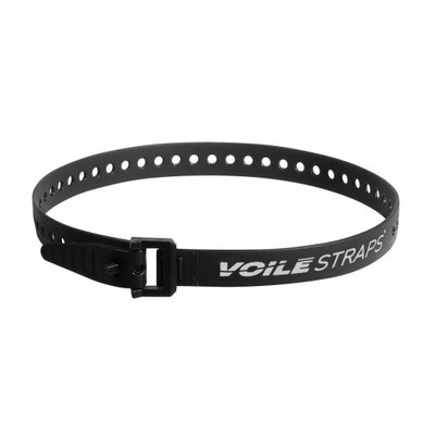 "Voile Voile 25"" Strap BLACK Nylon Buckle"