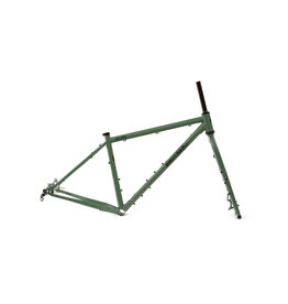 Brother Cycles - Big Bro 2020 Frameset - Forest Green
