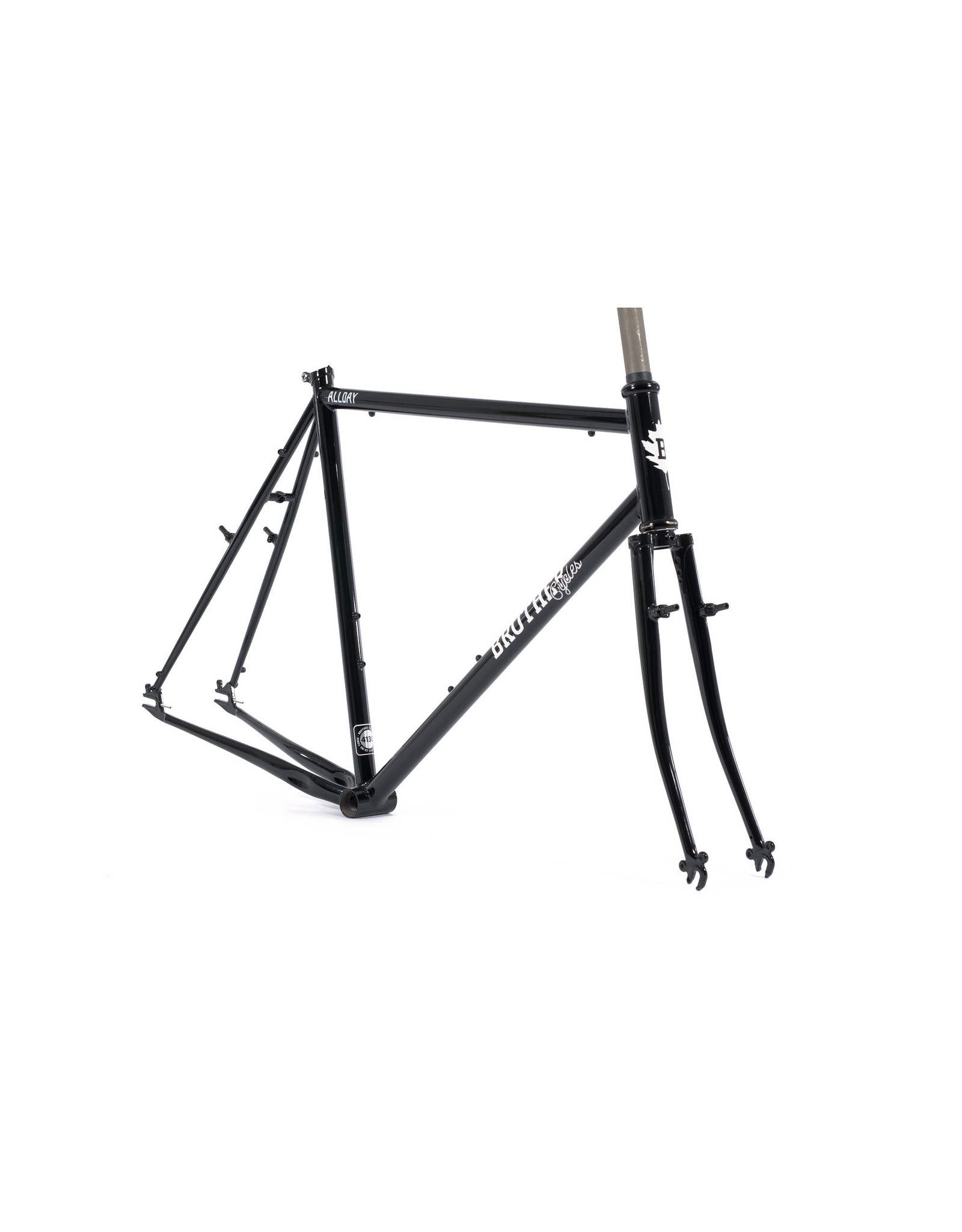Brother Cycles - All Day 2020 Frameset - Black