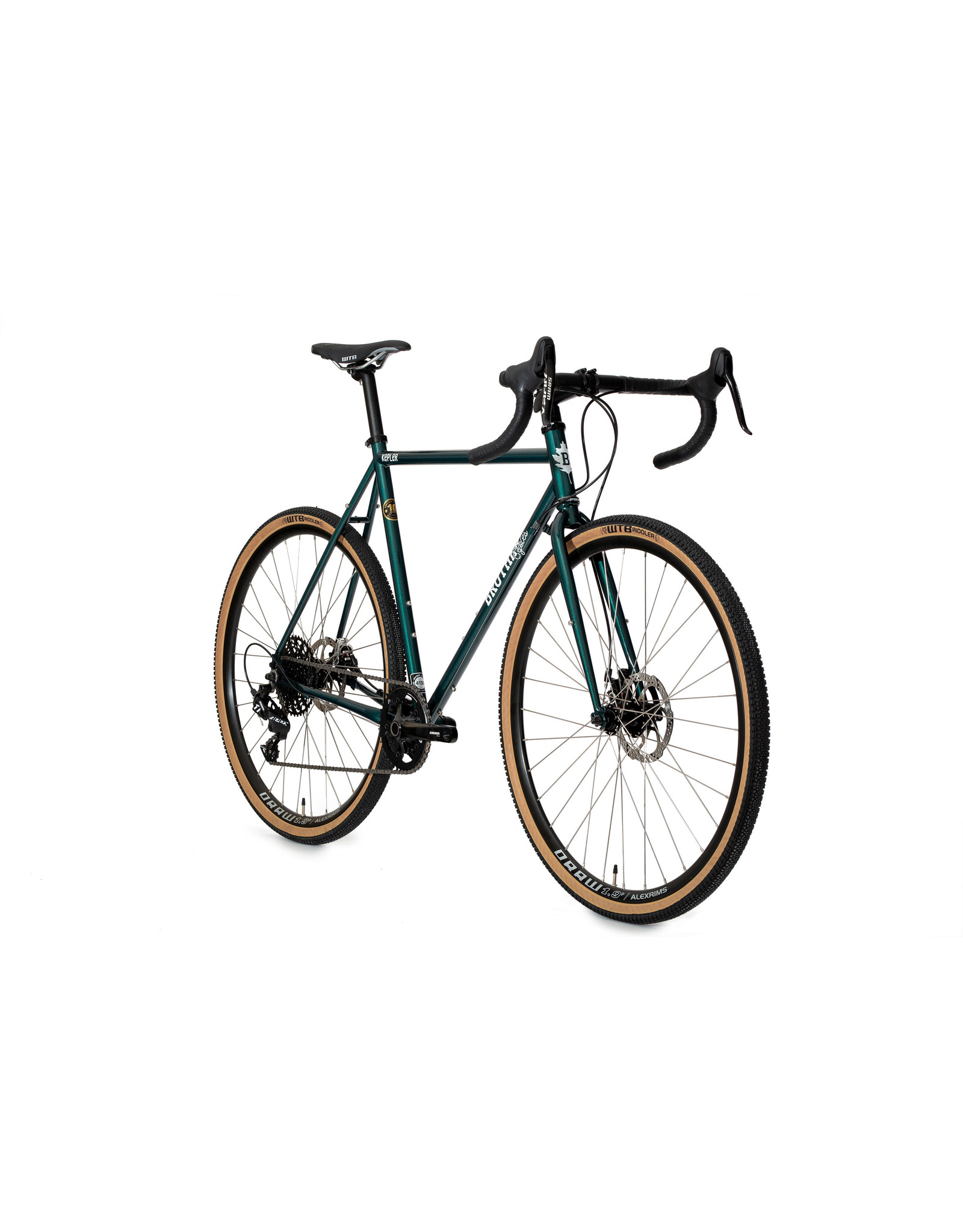 Brother Cycles - Kepler 2020 Complete - Forest Green