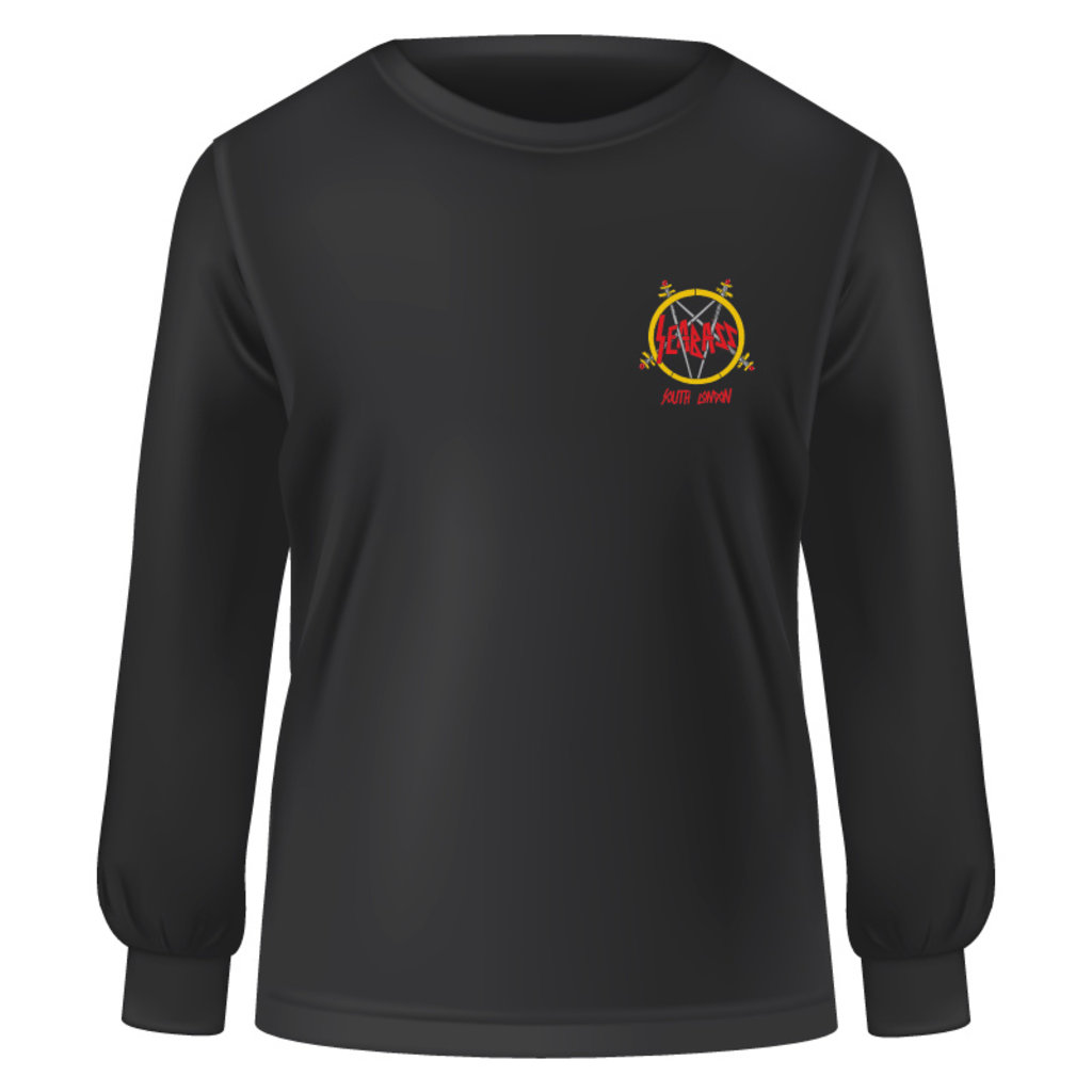 Seabass Cycles Seabass Cycles - Slayer Sweatshirt - Black