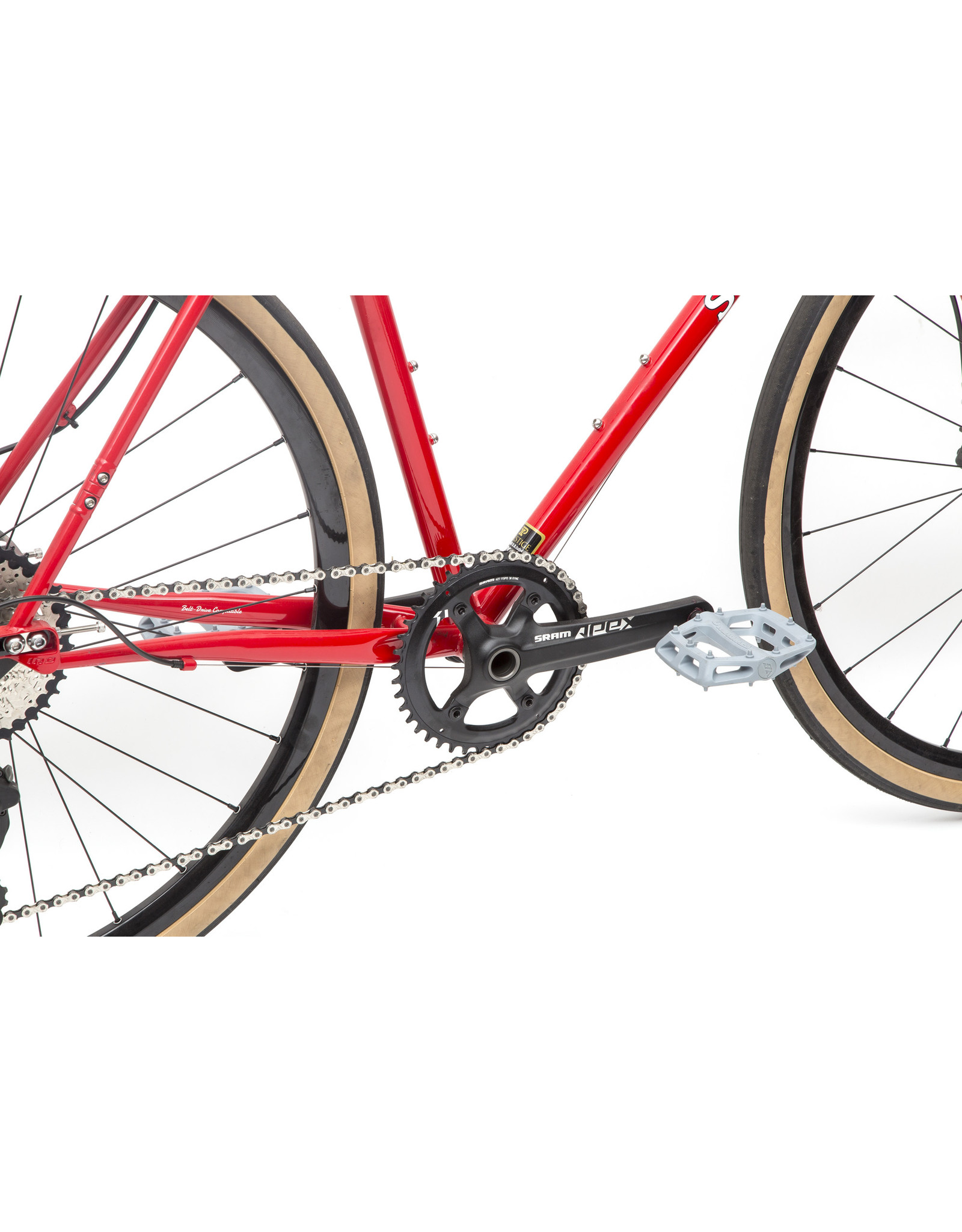 Seabass Cycles Seabass Cycles X Soma Wolverine V3.0 Red 52cm