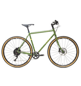 Seabass Cycles X Soma Wolverine V4.0 B-Type - 54cm Moss Green