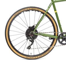Seabass Cycles X Soma Wolverine V4.0 B-Type - 54cm Moss Green