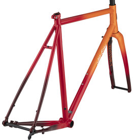 All-City  - Bikes All City | Zig Zag | Red-Orange Fade