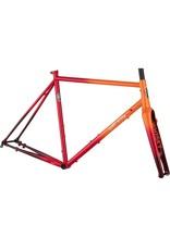 All-City  - Bikes All City | Zig Zag | Red-Orange Fade