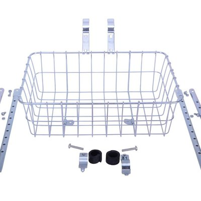 Wald Wald 1372 Medium Basket - Silver