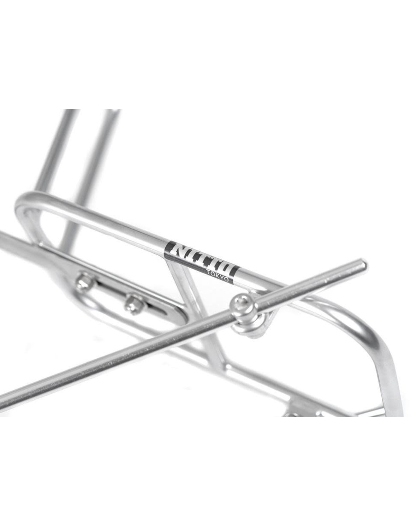 NITTO M18 Front Rack - Silver