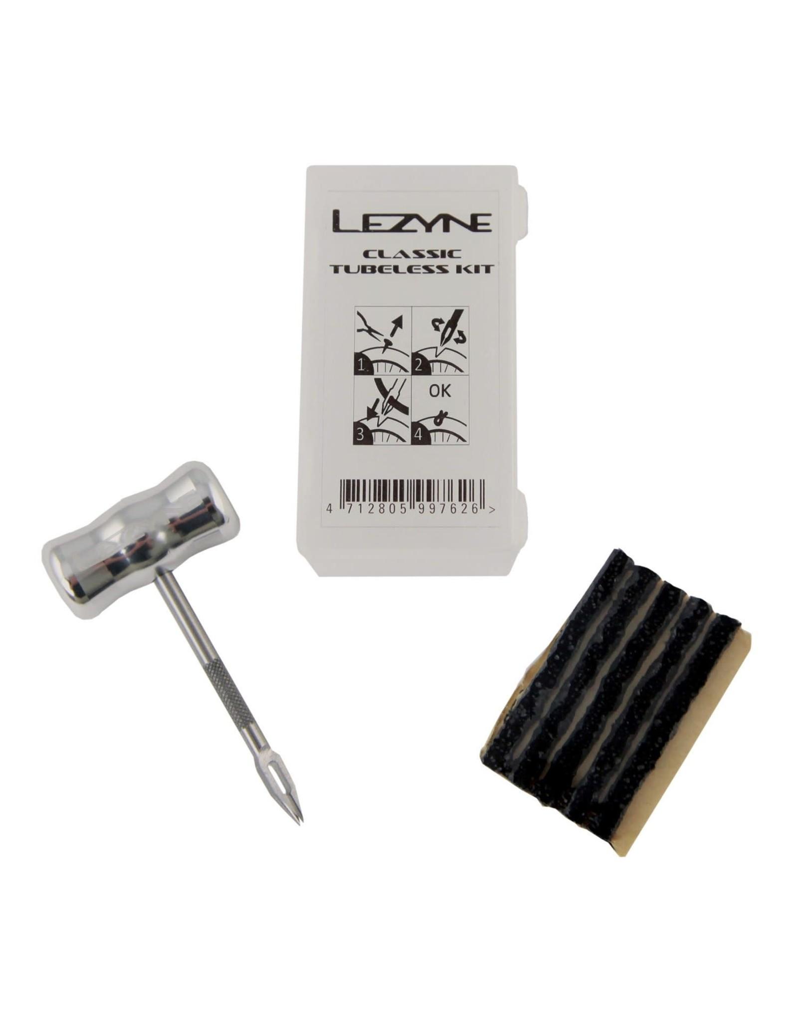 Lezyne - Classic Tubeless Kit
