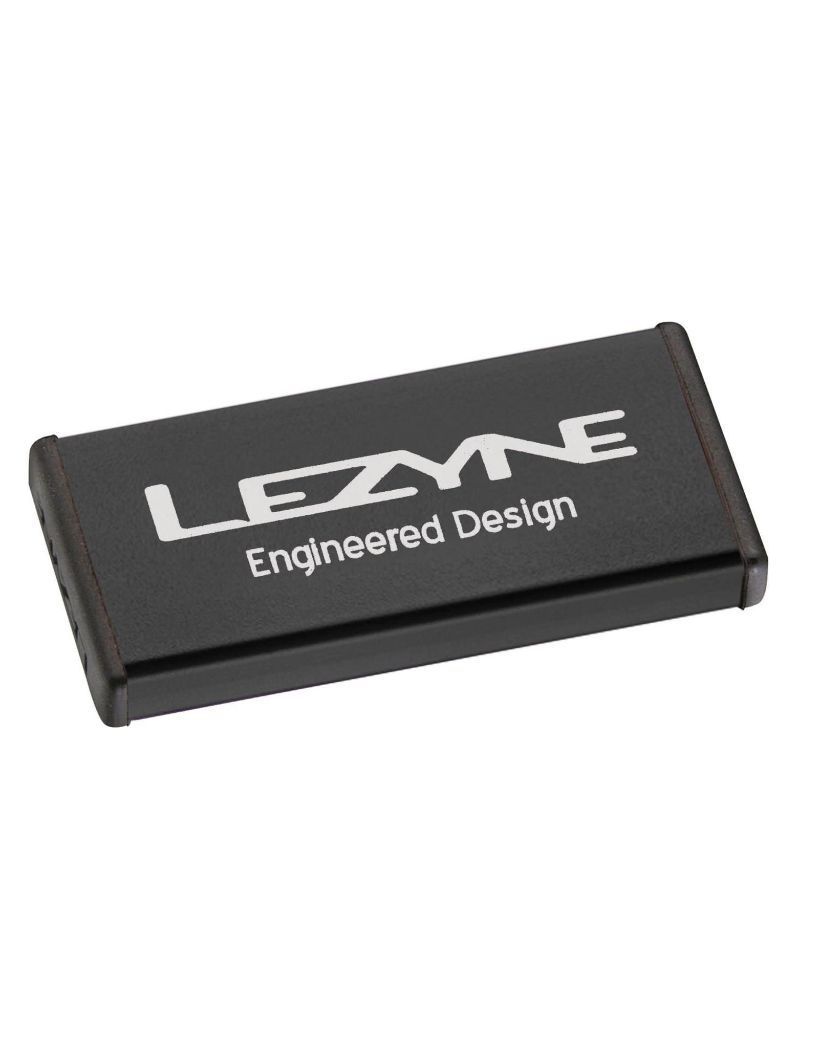 Lezyne - Metal Patch Kit - Black