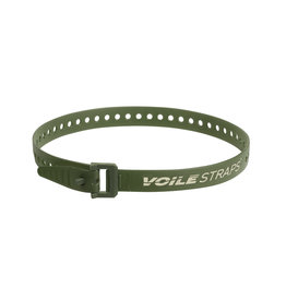 "Voile Voile 25"" Strap Olive Nylon Buckle"