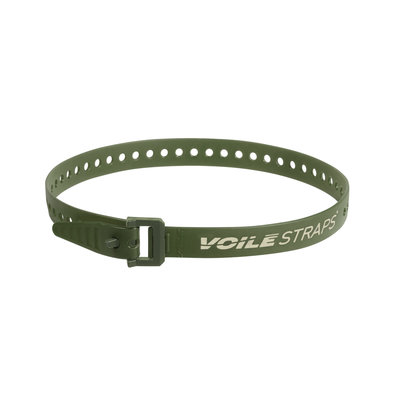 "Voile Voile 25"" Strap Olive Nylon Buckle"