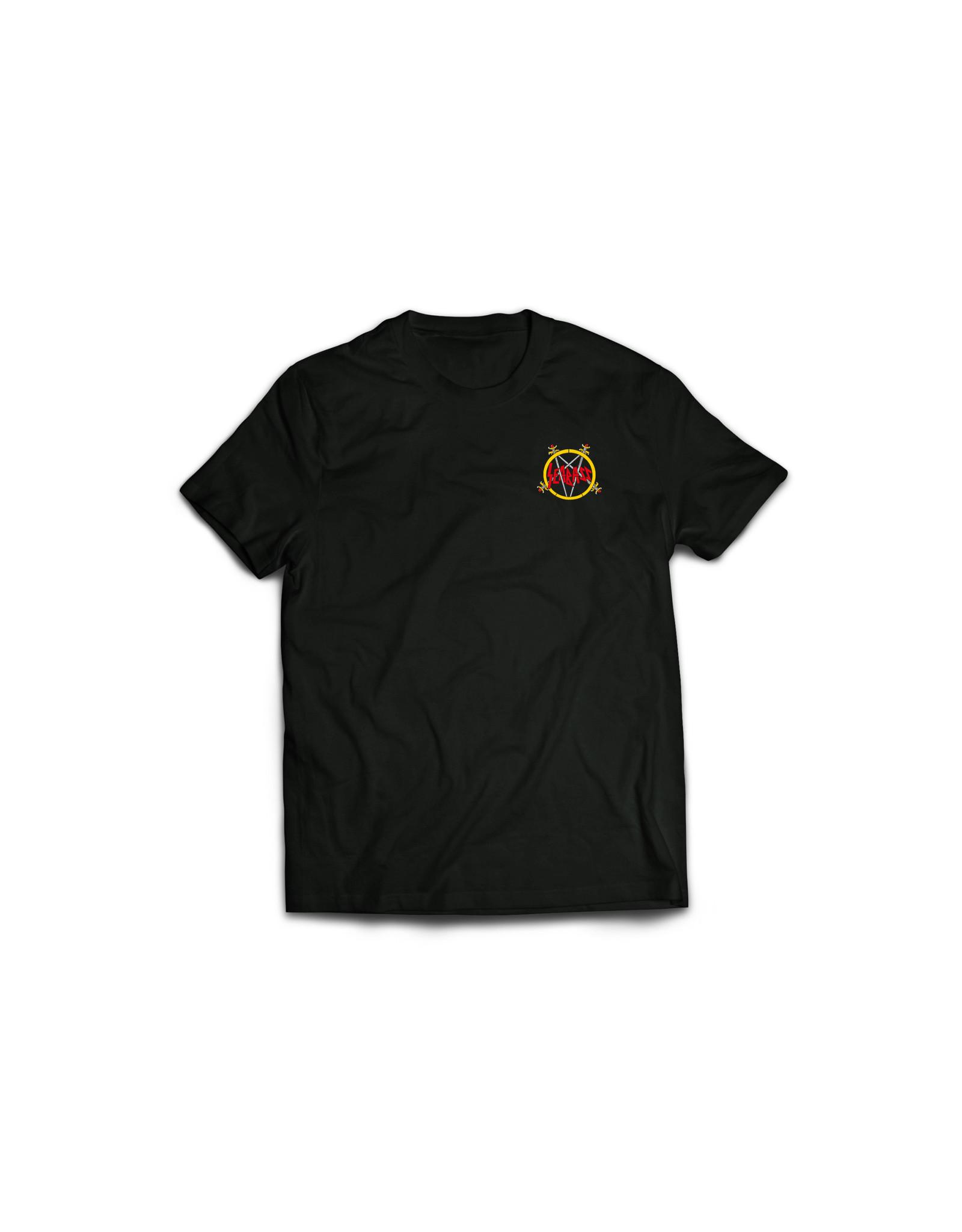Seabass Cycles Seabass Cycles - Slayer T-Shirt - Black