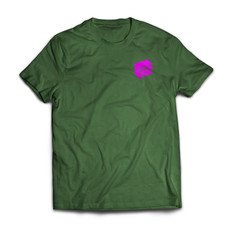 Seabass Cycles Seabass x Wizard Works 2020 Tshirt Olive