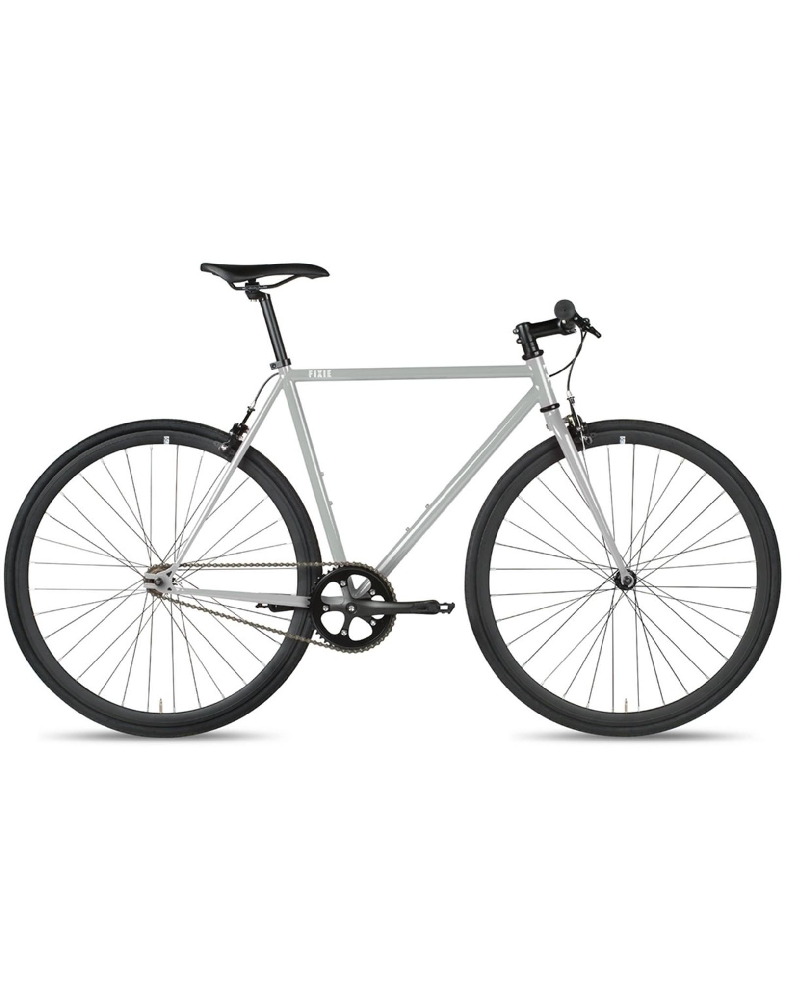 6KU bike - Concrete (30mm rims) - size 55 (L) - grey/black