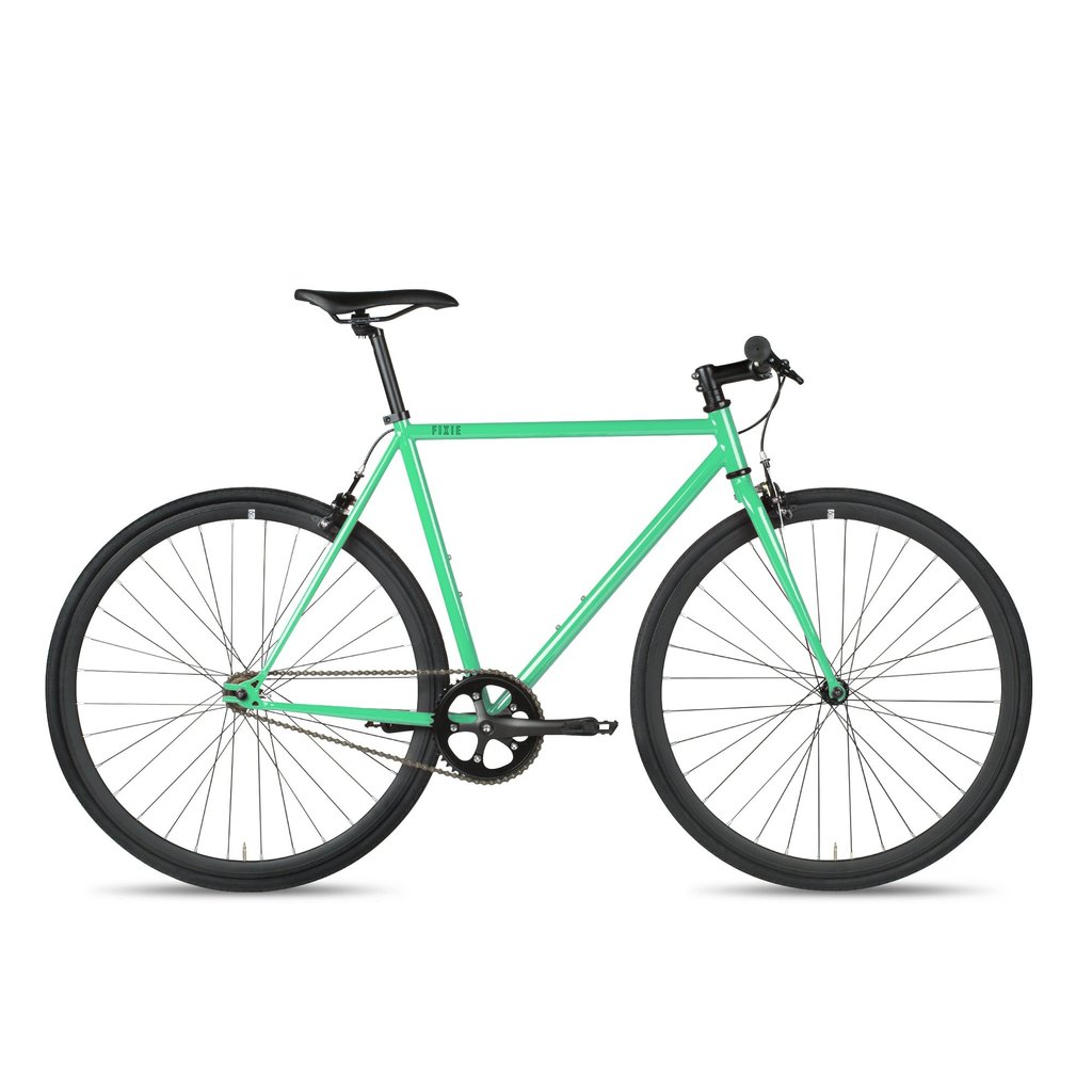 2018 6KU Fixie & Single Speed Bike - Milan 2Size:52cm (30mm rims)