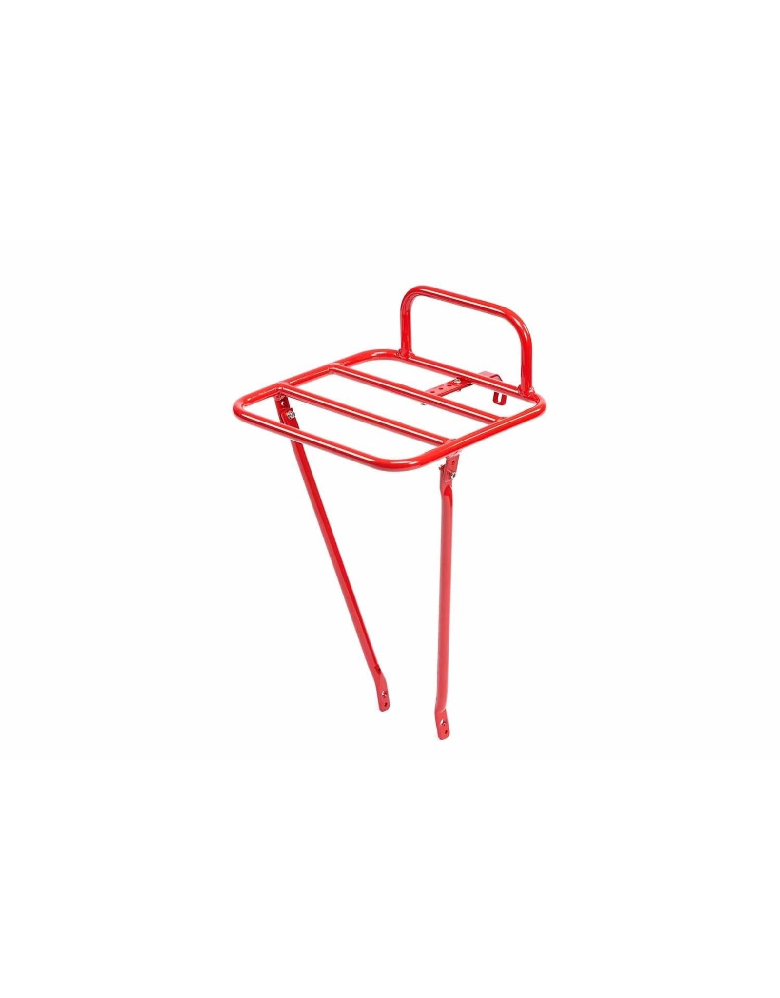 PELAGO Utility Front Rack - Dapper Red
