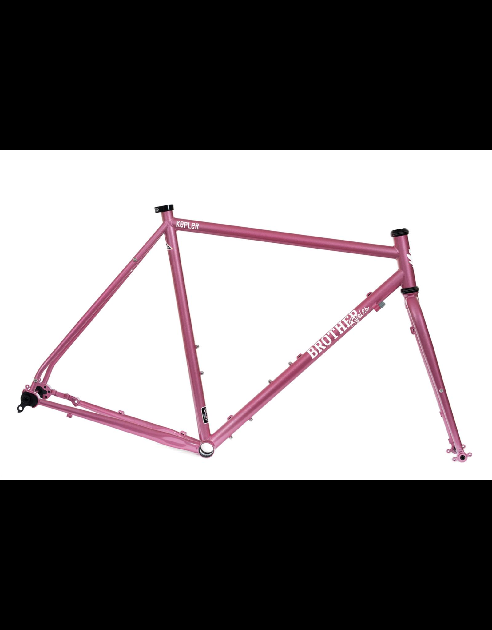 Brother Cycles Kepler 2021 Pink Metallic
